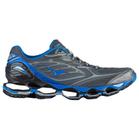 Mizuno Wave Prophecy 6 - Men's - Grey / Blue