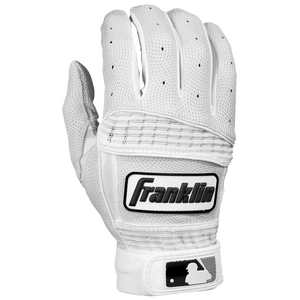 Franklin Neo Classic II Batting Gloves - Men's - Pearl/White