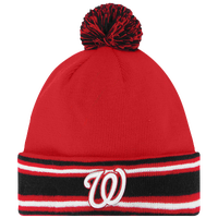 New Era MLB On-Field AC Knit - Men's - Washington Nationals - Red / Black