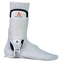 Active Ankle T1 Ankle Support - White / White