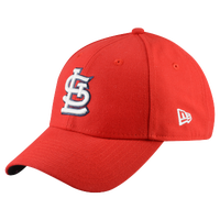New Era 9Forty MLB League Cap - Men's - St. Louis Cardinals - Red / White