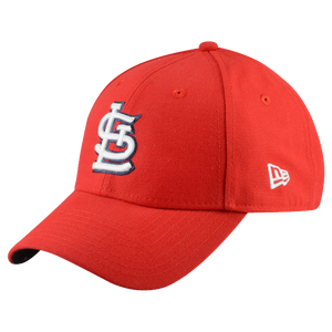 New Era 9Forty MLB League Cap - Men's - St. Louis Cardinals - Red