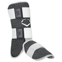 Evoshield Evocharge Batter's Leg Guard - Men's - Black / White