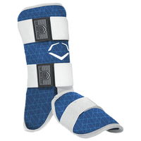 Evoshield Evocharge Batter's Leg Guard - Men's - Blue / White