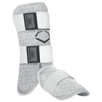 Evoshield Evocharge Batter's Leg Guard - Men's - White / Grey