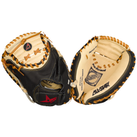 All Star Comp Catcher's Mitt - Grade School - Black / Tan