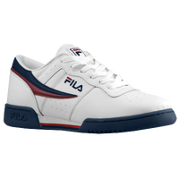 Fila Original Fitness - Men's - White / Navy
