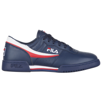 Fila Original Fitness - Men's - Navy / Red