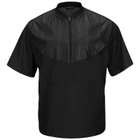 Majestic Training Jacket - Men's - All Black / Black
