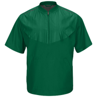 Majestic Training Jacket - Men's - Dark Green / Dark Green