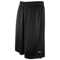 "Eastbay 11"" Basic Mesh Shorts - Men's - All Black / Black"