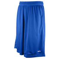 "Eastbay 11"" Basic Mesh Shorts - Men's - Blue / Blue"