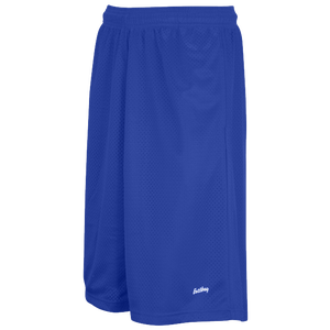"Eastbay 13"" Mesh Short with Pockets - Men's - Royal"