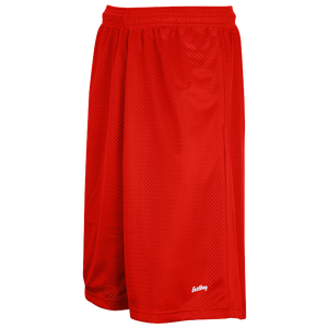 "Eastbay 13"" Mesh Short with Pockets - Men's - Scarlet"