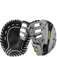 Wilson A2000 2800 First Base Mitt - Men's - Black / Grey