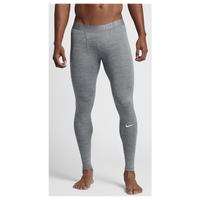 Nike Pro Cool Compression Tights - Men's - Grey / Grey