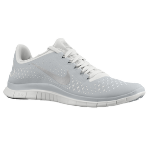 Nike Free Run 3.0 V4 - Men's - Wolf Grey/Silver/Pure Platinum