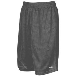 "Eastbay 9"" Basic Mesh Short - Men's - Charcoal Silver"