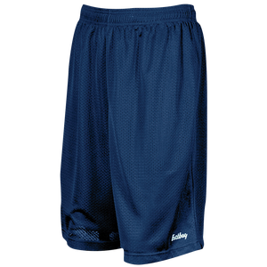 "Eastbay 9"" Basic Mesh Shorts - Men's - Navy"