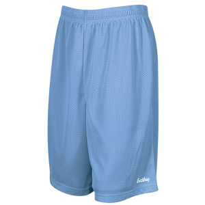 "Eastbay 9"" Basic Mesh Shorts - Men's - Columbia Blue"