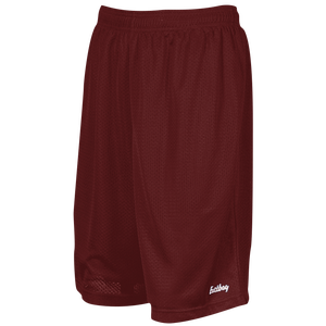 "Eastbay 9"" Basic Mesh Short - Men's - Dark Maroon"