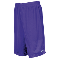 "Eastbay 9"" Basic Mesh Short - Men's - Purple / Purple"