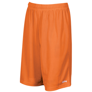 "Eastbay 9"" Basic Mesh Short - Men's - Orange"