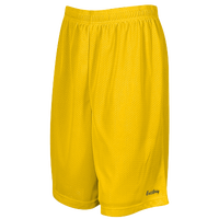 "Eastbay 9"" Basic Mesh Short - Men's - Gold / Gold"