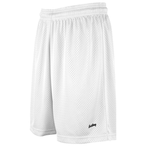 "Eastbay 8"" Basic Mesh Short - Women's - White"