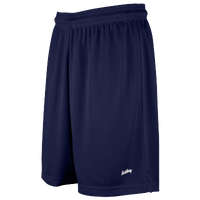 "Eastbay 8"" Basic Mesh Short - Women's - Navy / Navy"