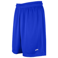 "Eastbay 8"" Basic Mesh Shorts - Women's - Blue / Blue"