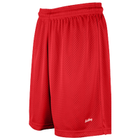 "Eastbay 8"" Basic Mesh Shorts - Women's - Scarlet"