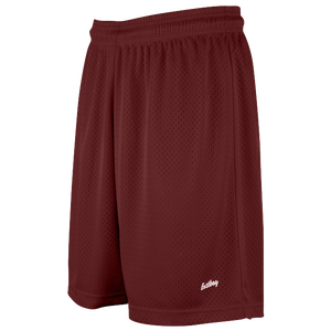 "Eastbay 8"" Basic Mesh Short - Women's - Dark Maroon"