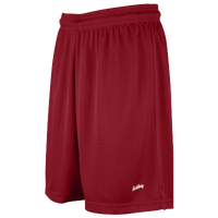 "Eastbay 8"" Basic Mesh Short - Women's - Maroon / Maroon"