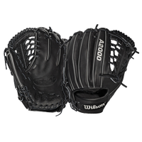Wilson A2000 1789 Pro T-Web Fielder's Glove - Men's - Black / Silver