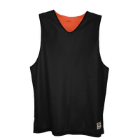 Eastbay Basic Reversible Mesh Tank - Men's - Orange / Black
