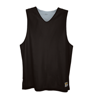 Eastbay Basic Reversible Mesh Tank - Men's - Black/Star Silver