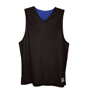 Eastbay Basic Reversible Mesh Tank - Men's - Black/Royal
