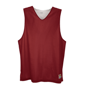 Eastbay Basic Reversible Mesh Tank - Men's - Cardinal/White