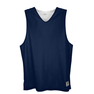 Eastbay Basic Reversible Mesh Tank - Men's - Navy/White