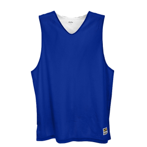 Eastbay Basic Reversible Mesh Tank - Men's - Royal/White