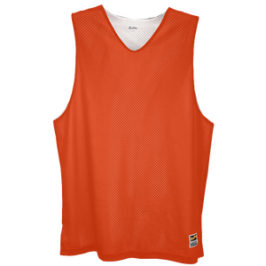 Eastbay Basic Reversible Mesh Tank - Men's - Orange/White