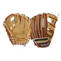 Wilson A2000 1786 H-Web Fielder's Glove - Men's - Tan / Brown