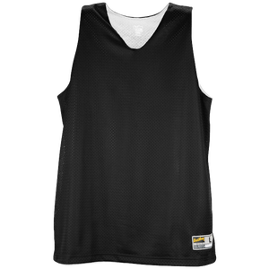 Eastbay Basic Reversible Mesh Tank - Women's - Black/White
