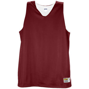Eastbay Basic Reversible Mesh Tank - Women's - Cardinal/White
