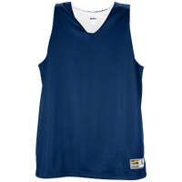 Eastbay Basic Reversible Mesh Tank - Women's - Navy / White