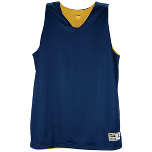 Eastbay Basic Reversible Mesh Tank - Women's - Navy/Gold