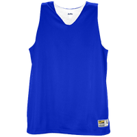Eastbay Basic Reversible Mesh Tank - Women's - Blue / White