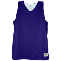 Eastbay Basic Reversible Mesh Tank - Women's - Purple / White
