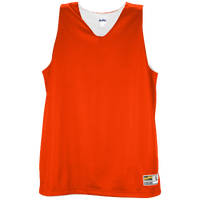 Eastbay Basic Reversible Mesh Tank - Women's - Orange / White